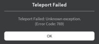 error code 772 roblox