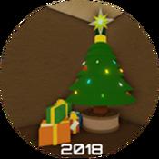 Arctic Christmas 2018 Badge