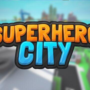 Superhero City Roblox Wikia Fandom