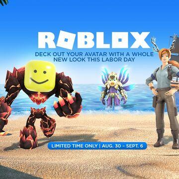 Weird Roblox Games 2019 Summer Labor Day 2019 Roblox Wikia Fandom