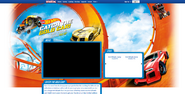 Hot Wheels Catch the Gold Car! Event Page