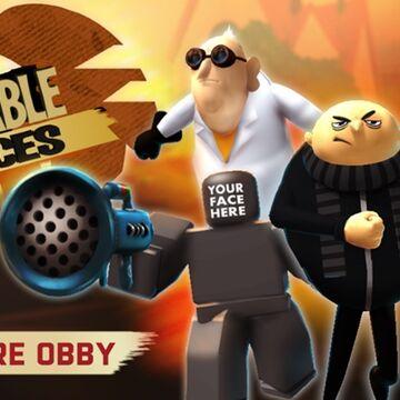 Minions Adventure Obby Despicable Forces Roblox Wikia Fandom