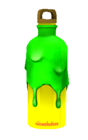 Nick Slime Bottle