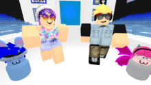 Roblox's Top Model Thumbnail