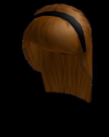 Cinnamon Hair Roblox Wikia Fandom