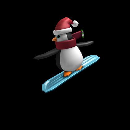 Snowboarding Penguin Roblox Wikia Fandom