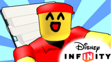 Work at a Pizza Place Disney Infinity Thumbnail