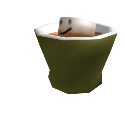 Your Head A Marshmallow Floating In Hot Chocolate Roblox Wikia
