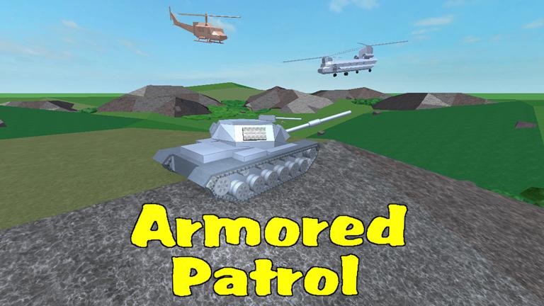 Armored Patrol | Roblox Wikia | FANDOM powered by Wikia