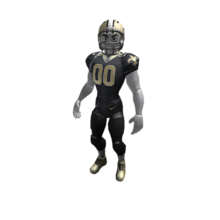 New Orleans Saints Uniform