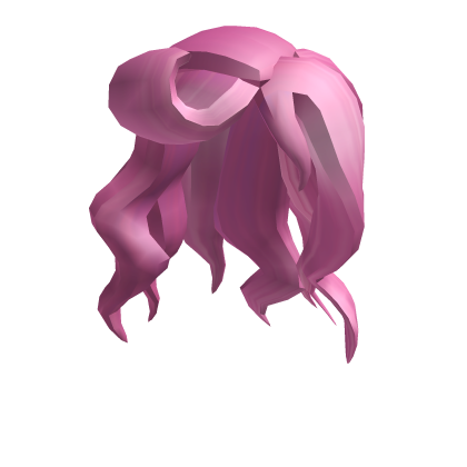 Pink Mermaid Hair Roblox Wikia Fandom