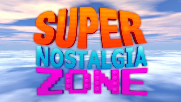 Super Nostalgia Zone | Roblox Wikia | FANDOM powered by Wikia