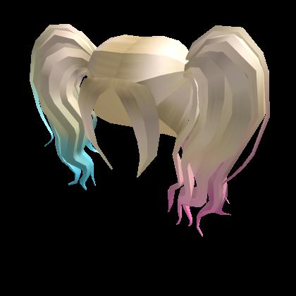 Pink Blue Dipped Blondie Roblox Wikia Fandom