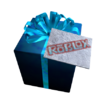 Opened Retro ROBLOXian Gift of Yesteryore