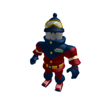 Team ROBLOX Ski Suit New