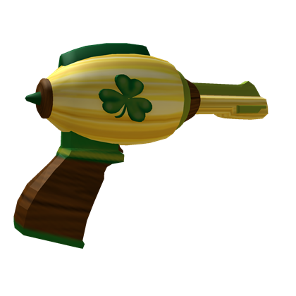 Lucky Laser Gun Roblox Wikia Fandom Powered By Wikia
