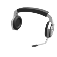 White Gaming Headset