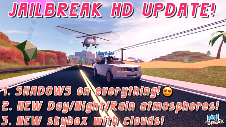 Hack Roblox Jailbreak 2018 Agosto - Get Unlimited Robux