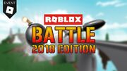 Roblox Battle Event