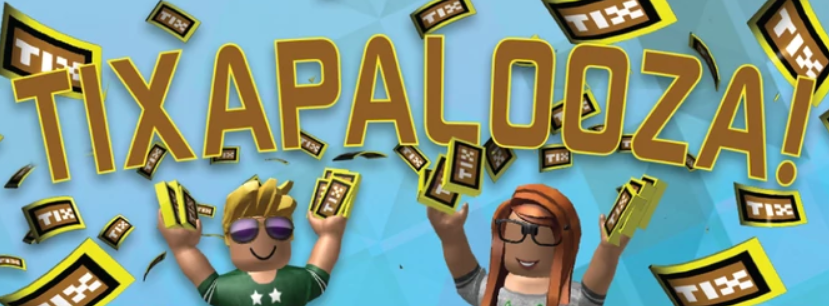 Tixapalooza | Roblox Wikia | FANDOM powered by Wikia
