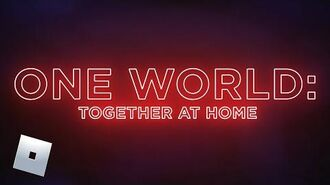 One World TogetherAtHome Concert Recap