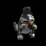 Sophisticated Badger Gentleman
