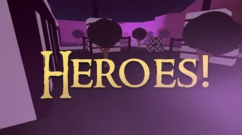 Heroes! - ROBLOX Game Trailer