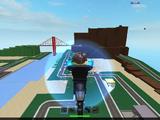 Multi-Jump Glitch