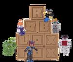 Toy MysteryFigure Series2