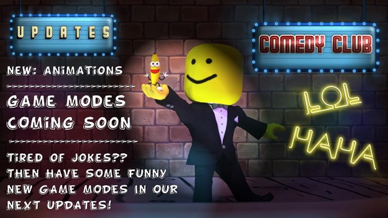 Comedy Club   Roblox Wikia   FANDOM powered by Wikia
