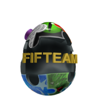 Fifteam Egg