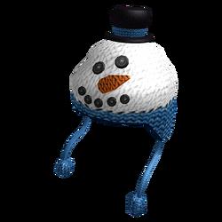 Snowman Knit