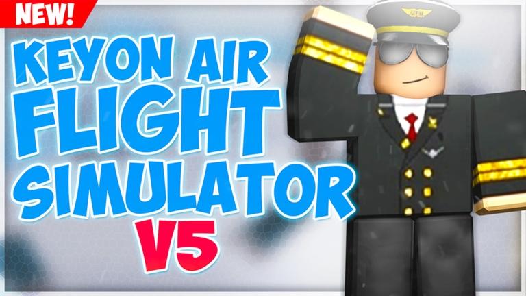 Keyon Air: Flight Simulator | Roblox Wikia | FANDOM ...