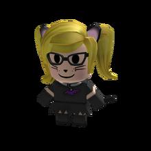 BLOXikin -08 Black Cat Tarabyte
