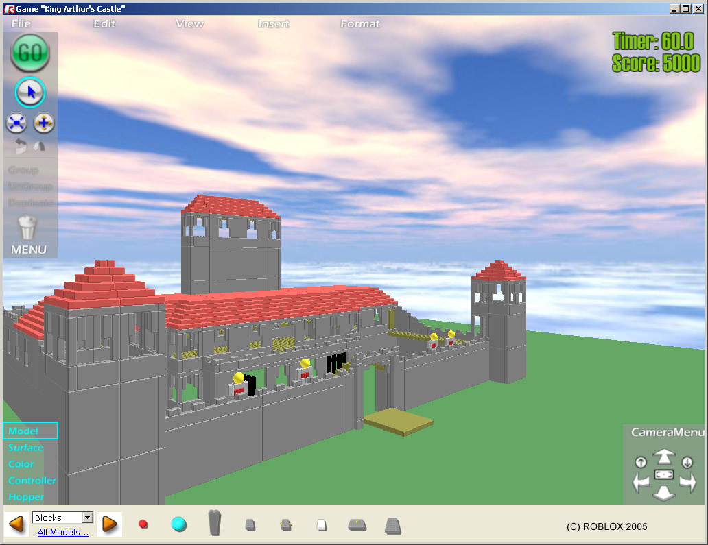 Look At These Pictures Of Early Roblox Studios Roblox Wikia