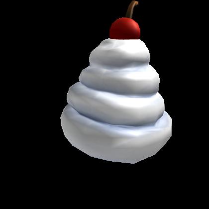 Whipped Cream Hat | Roblox Wikia | FANDOM powered by Wikia