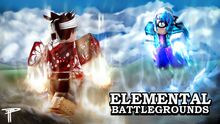 Elemental Battlegrounds ROBLOX Battle Arena 2018 Thumbnail