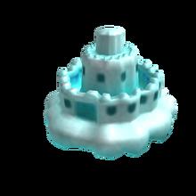 Floaty Cloud Castle