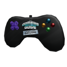Gamer's Guide Controller