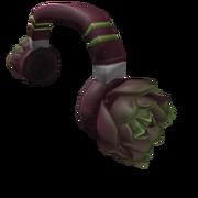 Black Prince Succulent Headphones