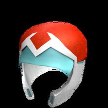 Keith's Helmet