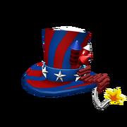 Firecracker Top Hat