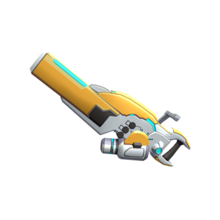 Hunk's Energy Cannon