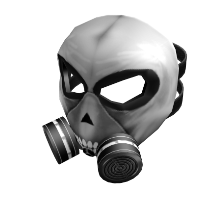 Skull Gas Mask Roblox Wikia Fandom