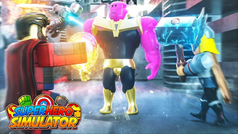 Superhero Simulator | Roblox Wikia | FANDOM powered by Wikia