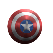 Captain America's Shield Accessory