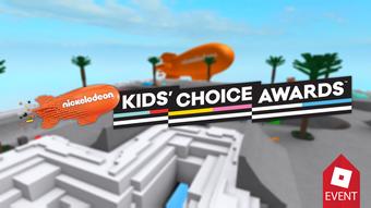Kids Choice Awards 2018 Roblox Wikia Fandom