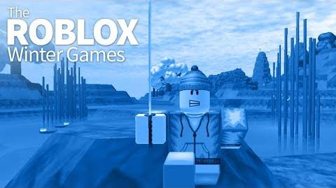 ROBLOX Winter Games Coming Late January!