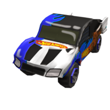 Hot Wheels Jump Truck 3