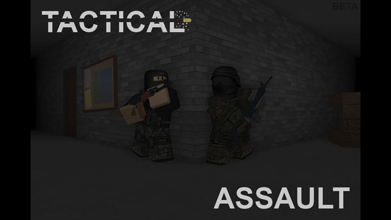 Tactical Assault | Roblox Wikia | FANDOM powered by Wikia